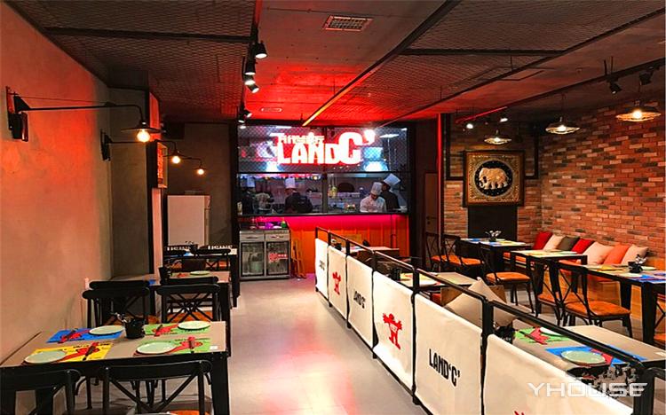 LAND'C'万代兰餐厅(香坊万达店)