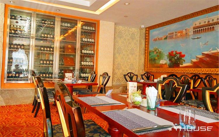 新巴黎大酒店-香榭丽舍西餐厅