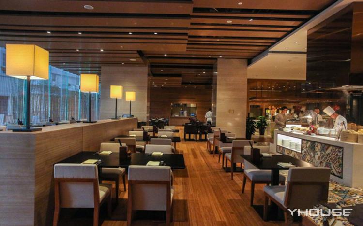 建发五缘湾凯悦酒店咖啡厅