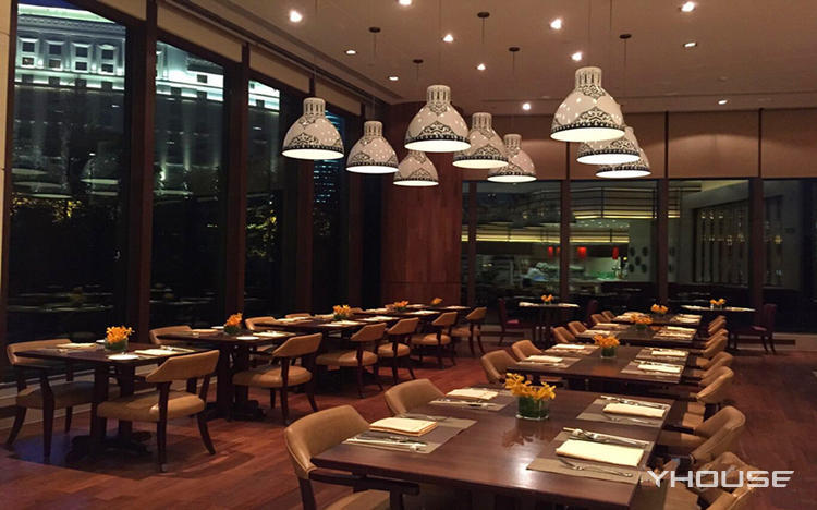 香格里拉大酒店·红咖啡厅
