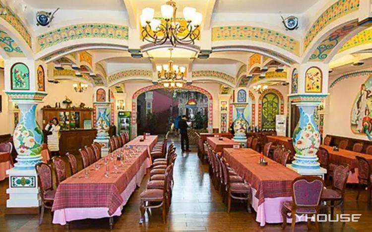 金环西餐厅