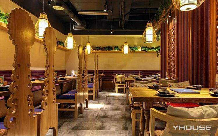 味蓝云南餐厅(解百元华店)