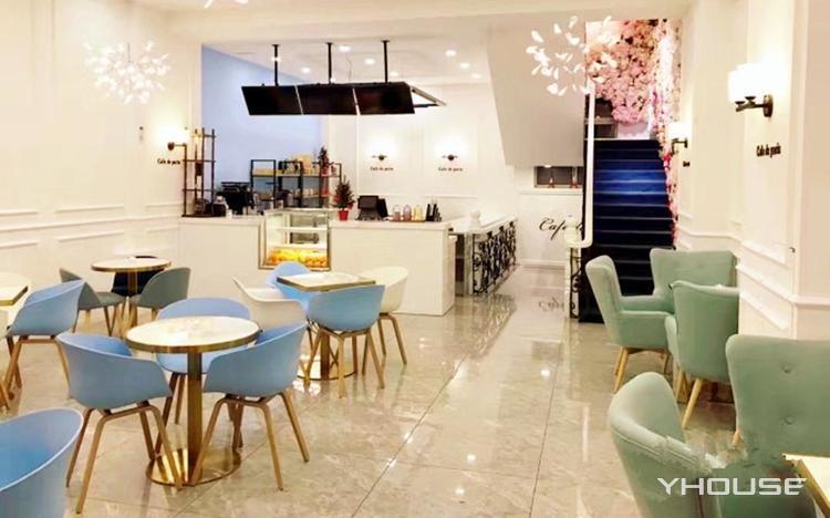 Cafe de paris 帝佰利咖啡甜品店