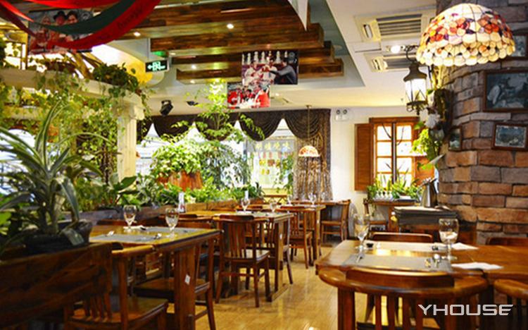 1432德国花园餐厅