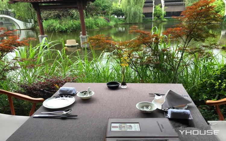 悦榕庄白云中餐厅