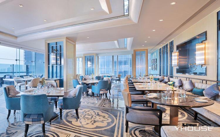 尊蓝酒店静岸标帜自助餐厅&酒吧