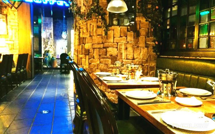 麦哲伦海鲜自助餐厅(万达店)