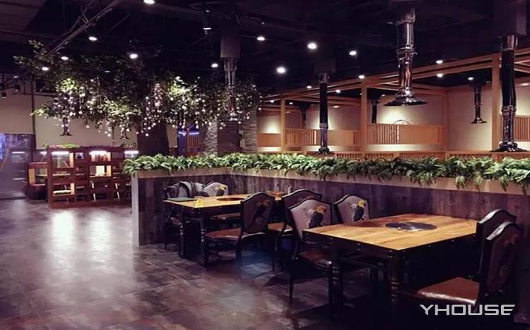 秘苑韩餐厅(天津远洋未来广场店)