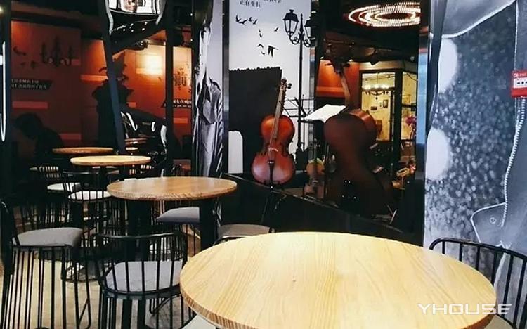 J cafe 美式餐厅(宝龙店)