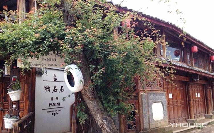 PANINI帕尼尼咖啡(束河店)