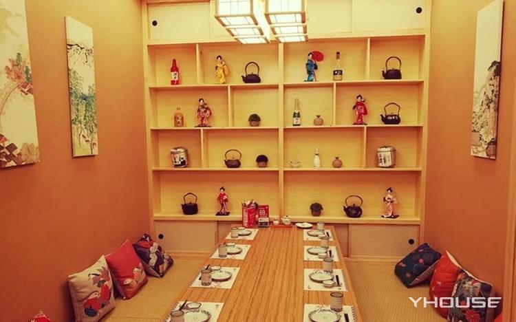 KOKO这里日式创意料理(万达茂店)